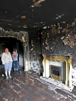 Fire Damage Reconstruction